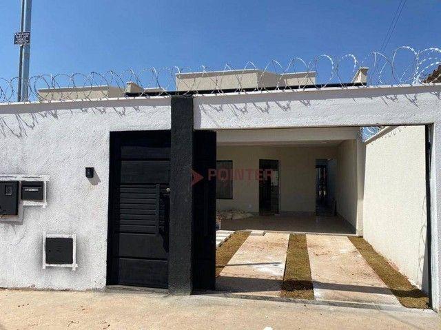 Casa com 3 dormitórios à venda, 146 m² por R$ 550.000,00 - Jardim Presidente - Goiânia/GO - Foto 2