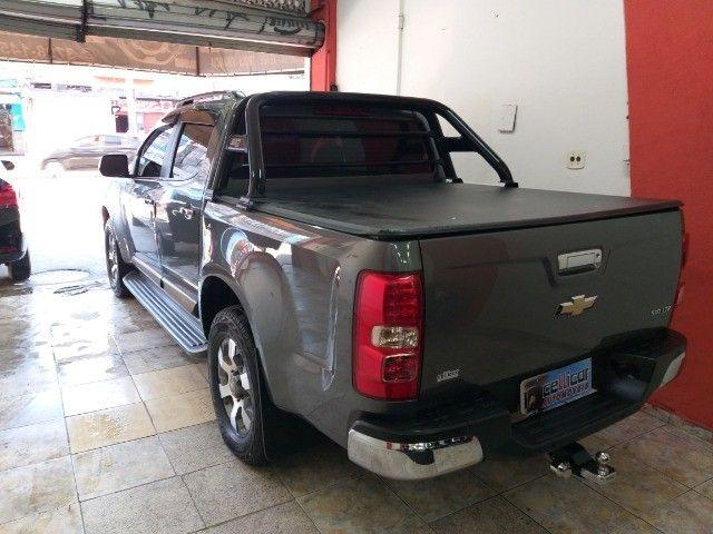 Chevrolet S10 Ltz Top   + Gnv troco e financio aceito carro ou moto maior ou menor valor - Foto 6