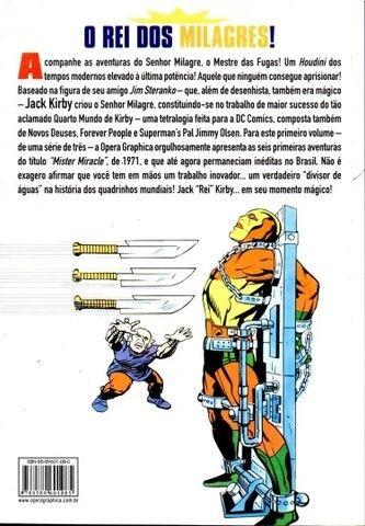 Jack Kirby - Senhor Milagre N° 1 - Foto 2