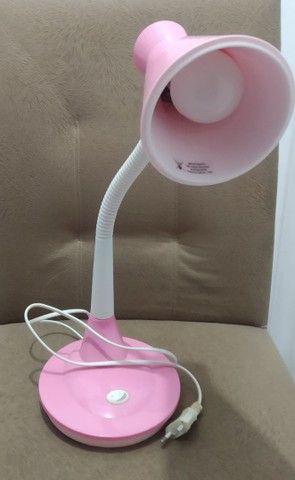 Luminária Rosa - Foto 3