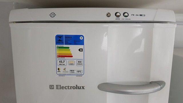 Freezer Electrolux Fe26 220v Industrial - Foto 5