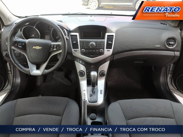 Chevrolet Cruze 1.8 Lt Automático 2014 - Foto 3