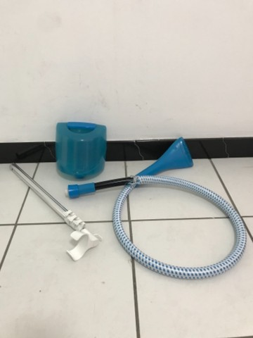 Kit de acessorios vaporizador Steamer Philips Walita Daily Original - Foto 3