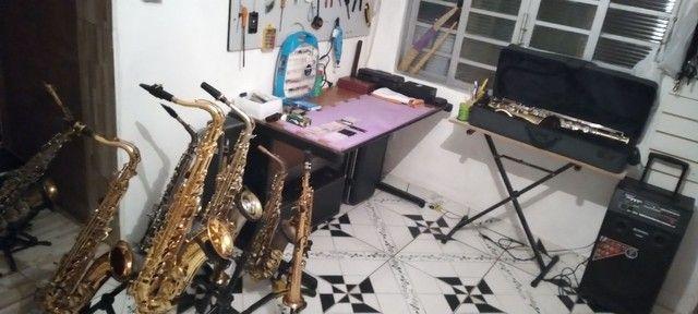Ssx alto, saxofone tenor e sopram  - Foto 3