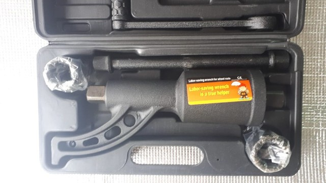 Multiplicador de Torque (Desforcimetro) C/ 2 Soquetes 32 e 33mm (Aceito Cartão de Credito) - Foto 4