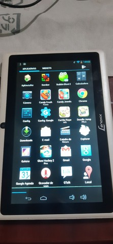 Tablet Lenoxx TB-55 com tela 7'', 1GB, Câmera, Wi-Fi, Entrada para Cartão e Android 4.2 - Foto 4