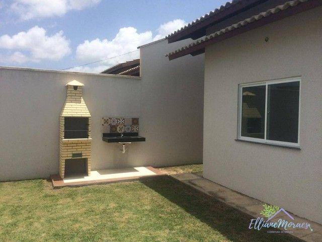 Casa com 3 dormitórios à venda, 83 m² por R$ 230.000,00 - Lagoinha - Eusébio/CE - Foto 4