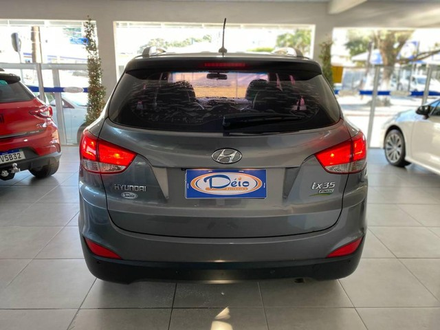 Hyundai ix35 GLS 2.0 16V 2WD Flex Aut. - Foto 12
