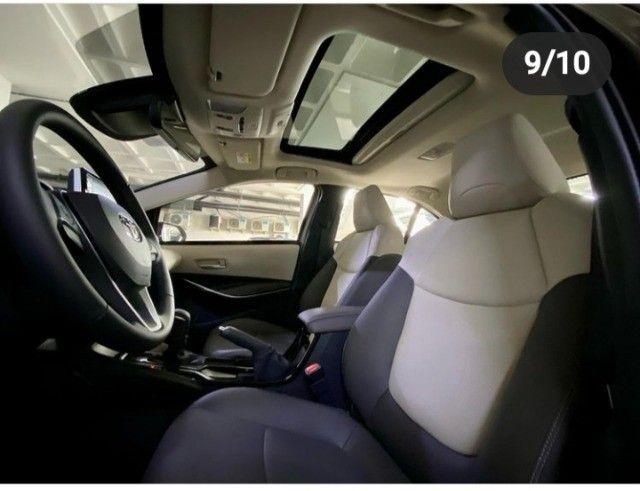 Corolla Altis Hybrid 1.8 2022 Zero Flex - Foto 8