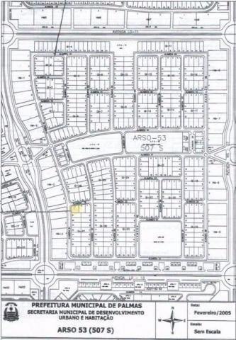 TE0056-Venda-Terreno Residencial -507 Sul