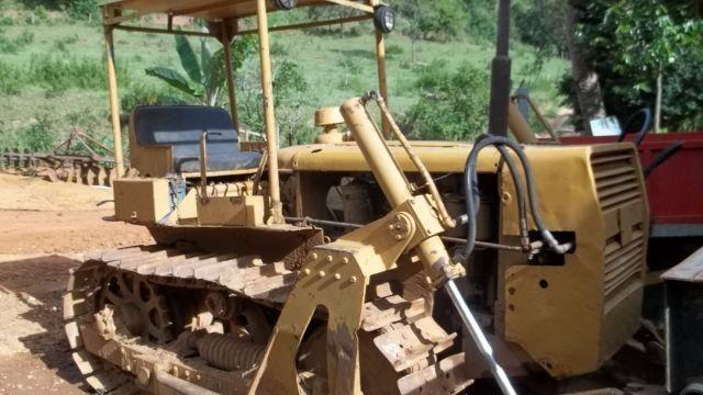 Trator de Esteiras FIAT usado / Conservado - Foto 2