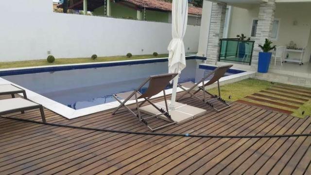 Casa de Luxo 420 m², 6 Suítes, Varanda, Piscina - Serrambi, PE - Foto 20