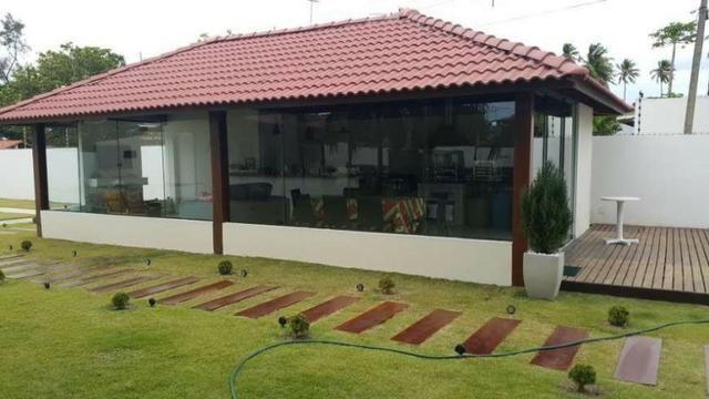 Casa de Luxo 420 m², 6 Suítes, Varanda, Piscina - Serrambi, PE - Foto 16