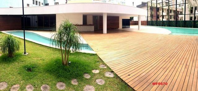 Palmares, apartamento no Meireles, vista mar, 4 suítes, 5 vagas, lazer completo - Foto 19