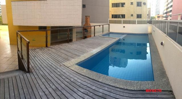 Les Places, apartamento no Cocó, 3 suítes, 3 vagas, próximo shopping rio mar, cidade 2000 - Foto 16