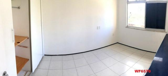 Edifício Itália, apartamento com 4 quartos, 2 vagas de garagem, piscina, Cocó - Foto 4