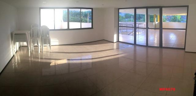 Les Places, apartamento no Cocó, 3 suítes, 3 vagas, próximo shopping rio mar, cidade 2000 - Foto 13