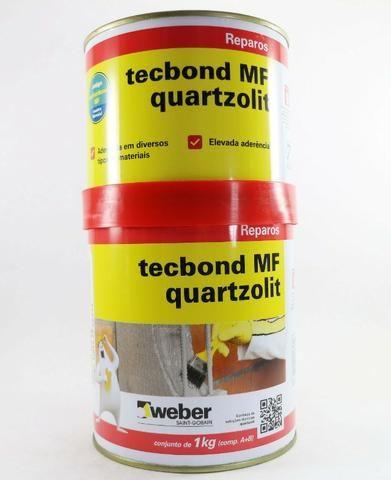 Adesivo Estrutural Tecbond Mf Quartzolit