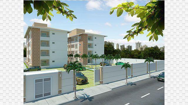Apartamento Residencial Algarve Jurema Caucaia Parque Guadalajara