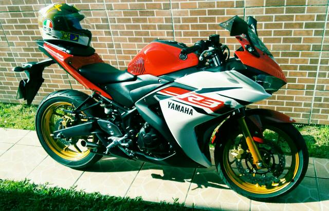 Yamaha r3 2016 baixou pra vender 2016 motos for Yamaha santa maria