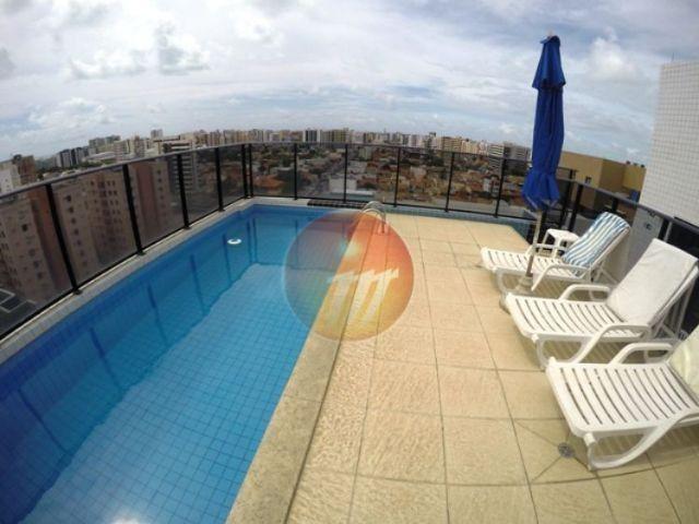 Baixou o preço: ótimo apartamento na Jatiúca com 2/4 em excelente localização - Ref. B1563