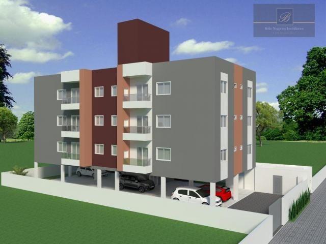 Apartamento residencial à venda, Iririú, Joinville. - Foto 5