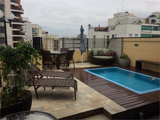 Apartamento à venda com 5 dormitórios em Pompéia, São paulo cod:3-IM123645 - Foto 10