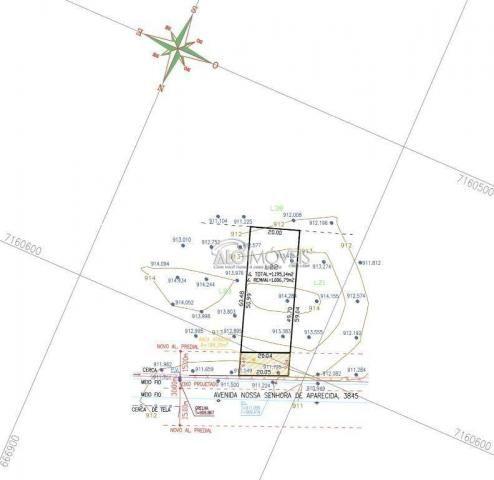 Terreno à venda, 1281 m² por R$ 281.890,00 - Estados - Fazenda Rio Grande/PR - Foto 18