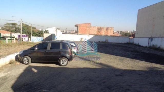 Terreno comercial para locação, Vila Real, Hortolândia - TE0078. - Foto 11