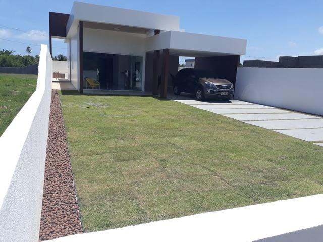 Casa nova em condomínio fechado em Paripueira litoral norte ( oportunidade !!!) - Foto 4