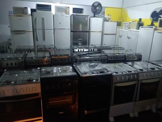 Fogão Esmaltec e microondas e outras marcas - Foto 6