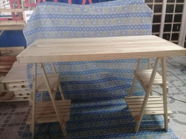 Escrivaninha cavalete - Foto 2