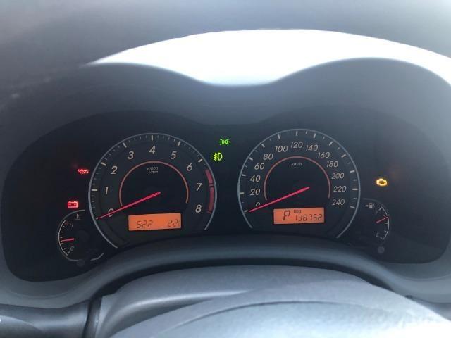 Corolla Xei 1.8 16V modelo 2009 Automático - Foto 4