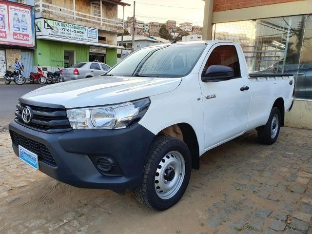 Toyota Hilux CS 4x4 -2017 - Foto 3