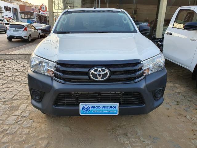 Toyota Hilux CS 4x4 -2017