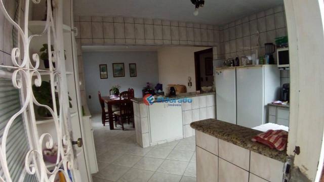 Casa com piscina e área de lazer, 3 dormitórios à venda, 144 m² por r$ 480.000 - jardim sa - Foto 6