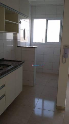Apartamento residencial para locação, parque dos pinheiros, nova odessa. - Foto 12