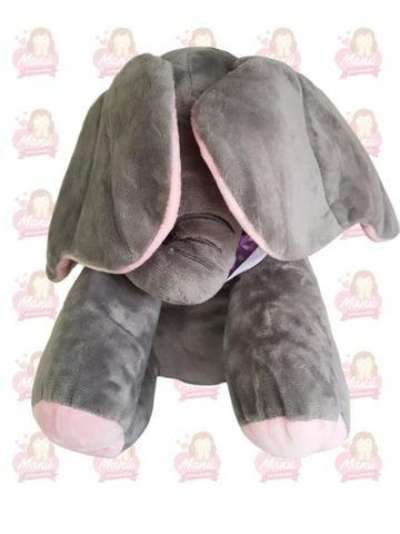 Elefante Abana a Orelha Canta Brinca - Foto 4