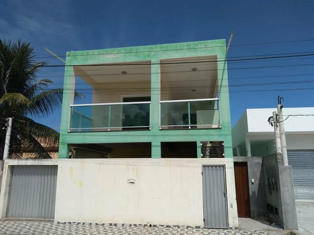 Vende apartamento 2/4 em Arembepe - Escriturado