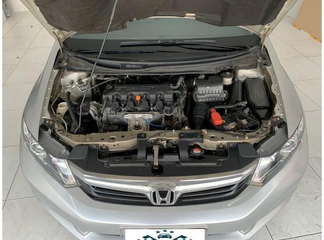 Honda Civic LXL 1.8 Aut - 2012 - Foto 16