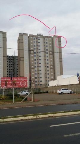 Apartamento residencial para locação, parque dos pinheiros, nova odessa. - Foto 5