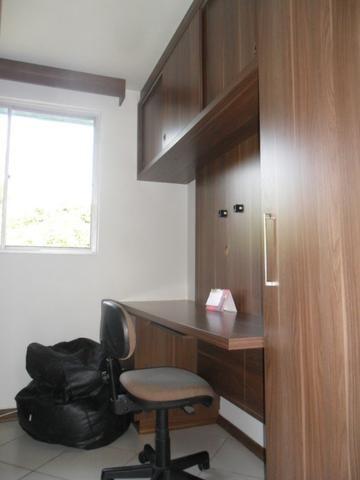 Apartamento Mobiliado, com 03 dormitórios - Água Verde - R$ 1.300,00 + taxas - Foto 16