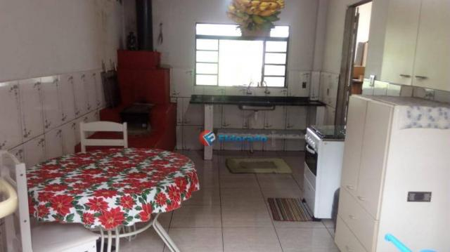 Rancho com 2 dormitórios à venda, 126 m² por R$ 175.000 - Residencial Floresta - Alfenas/M - Foto 8