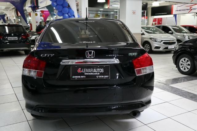 Honda City Lx 1.5 16v Flex Automático - Foto 4