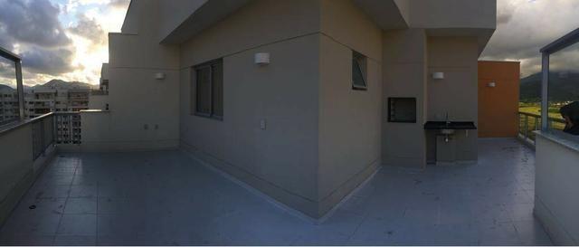 RG Residence, Cobertura Duplex, 3 Qts (1 Suite) 181 m2, Churrasqueira