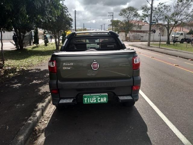 Strada Cabine Dupla Adv 1.8 2016 - Foto 5