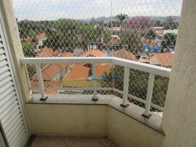 Apartamento residencial para locação, centro, nova odessa. - Foto 11