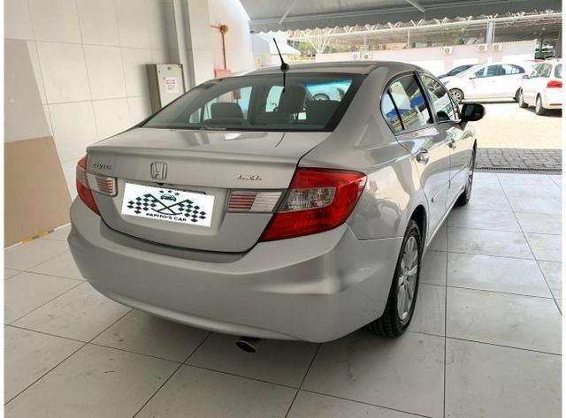 Honda Civic LXL 1.8 Aut - 2012 - Foto 4