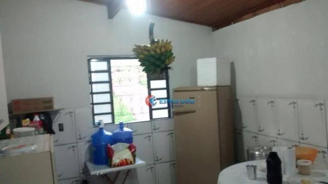 Rancho com 2 dormitórios à venda, 126 m² por R$ 175.000 - Residencial Floresta - Alfenas/M - Foto 10