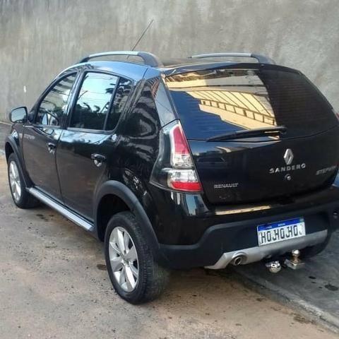 Sandero Stepway 1.6 automático - carro de procedencia!! - Foto 3